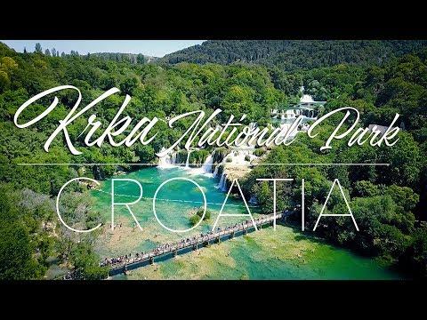 Krka National Park - CROATIA - DJI Mavic Pro