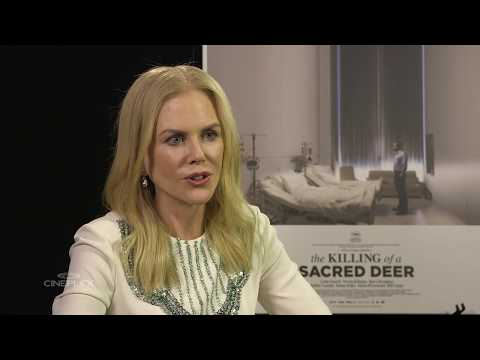 Colin Farrell and Nicole Kidman talk their film The Killing of a Sacred Deer at TIFF