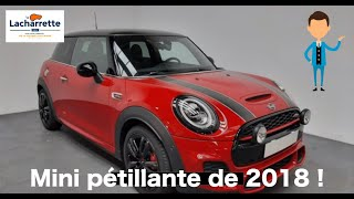 🔴 MISE EN MAIN 🔴  Mini 231 ch John Cooper Works BVA8