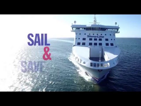 Sail & Save with Stena Line from Cairnryan or Liverpool