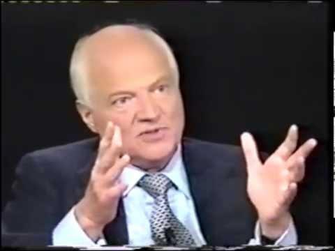 Charlie Rose: Sir James Goldsmith Interview - 15.11.94