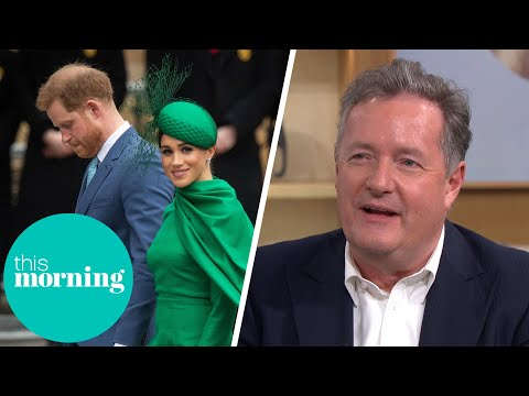 Piers Morgan: 'I have no sympathy for Harry and Meghan' | This Morning