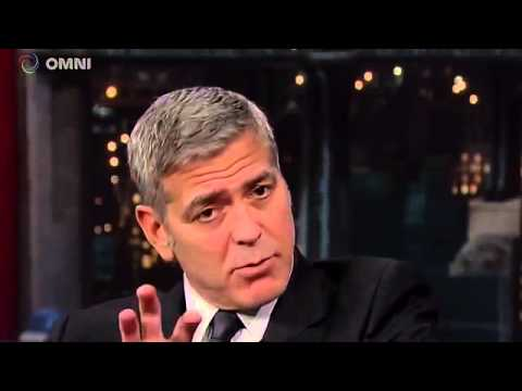 George Clooney on David Letterman 5/14/2015 Full Interview