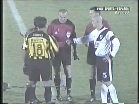 Danubio vs Peñarol - Copa sudamericana 2004-Partido completo.