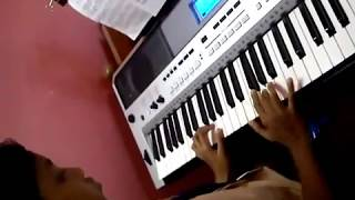 Paithalam Yesuve in Piano