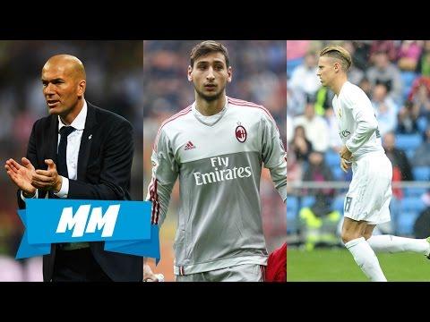 Real Madrid Transfer News • October • 2016