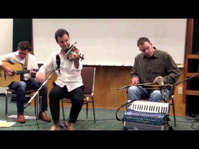 Mark Sullivan - Canadian Fiddler - Tommy Sullivan's Jig Set