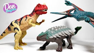 Jurassic World Toy Review