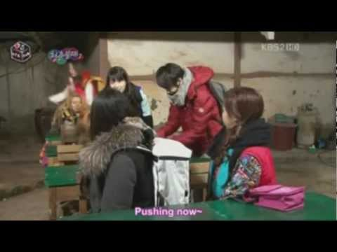 [ENG][IY2 cut] Amber & Jiyoung Love Hate Friendship