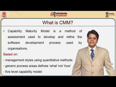 Capability Maturity Model (CS) - YouTube