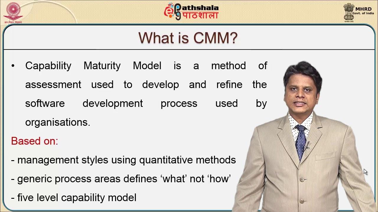 Capability Maturity Model (CS)