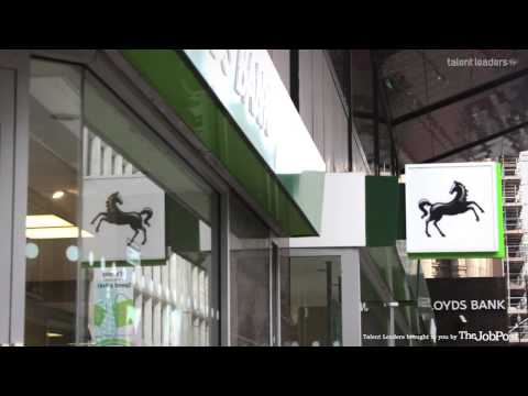 Creating a positive image towards prospective candidates - David Hindle, Lloyds Banking Group