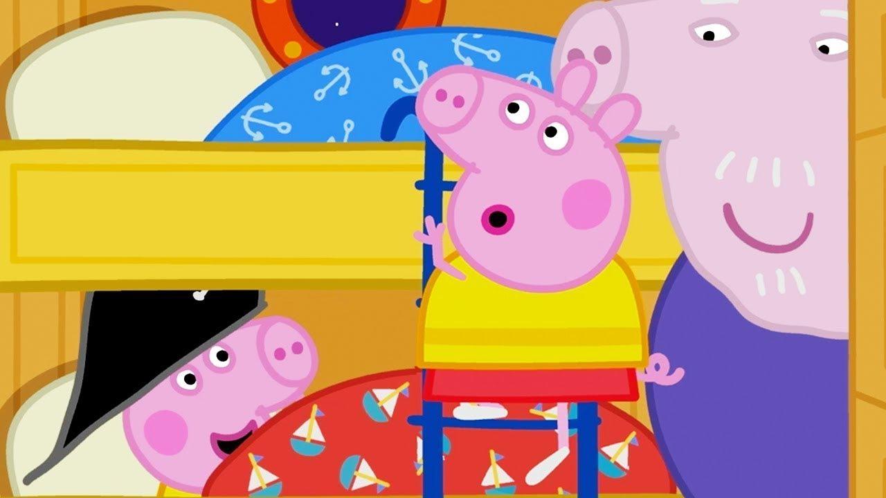 Peppa Pig en Español Episodios completos | La abuela!  ⭐️ Pepa la cerdita
