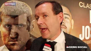 ADAM SMITH - HOW WILL A JOSHUA LOSS AFFECT UK PPV MARKET? & WHYTE RETURN/HUNTER-POVETKIN/PRICE
