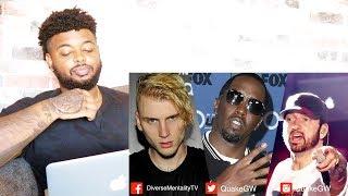 "Diddy Responds To Eminem's 'Killshot' Diss Track... ""I'm Going To Get Eminem Handled"" | Reaction"