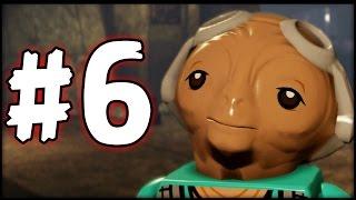 LEGO Star Wars The Force Awakens - Part 6 - Welcome to Takodana! (HD)