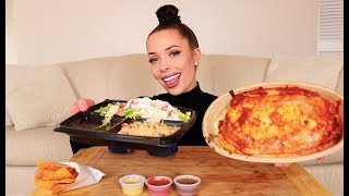 MEXICAN FOOD MUKBANG + fight storytime!