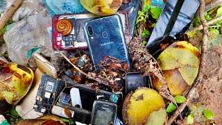 Restore samsung A20   Found a lot of phone in the Rubbish   New Restore samsung A20