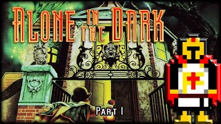 ALONE IN THE DARK (PC/1992) | Part 1 | Retro Rumble II #9