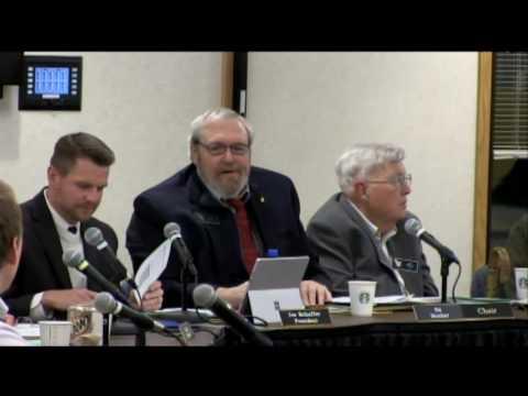 Board of Trustees Nov. 30 meeting