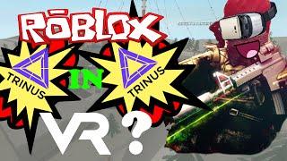 Roblox. In VR. auf. mein. Telefon | ROBLOX Phantom Kräfte Virtuelle Realität