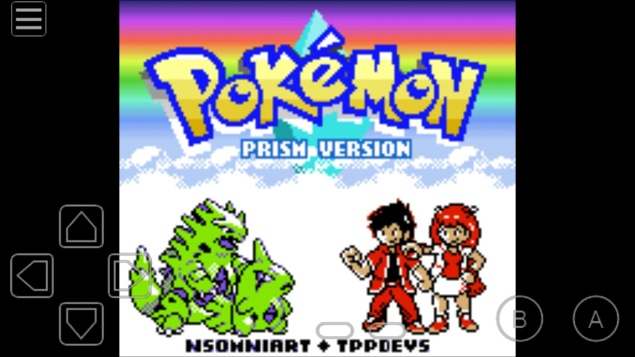 pokemon prism cheats gbc
