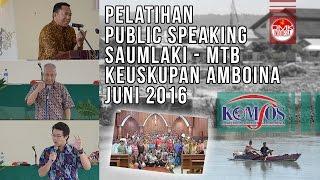Video Pelatihan Jurnalistik dan Public Speaking - Saumlaki (Juni 2016) download MP3, 3GP, MP4, WEBM, AVI, FLV Maret 2018