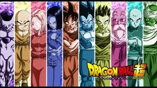 Dragon Ball Super SPOILER e TITOLI Ep. 127, 128, 129, 130 e 131! [ITA HD]