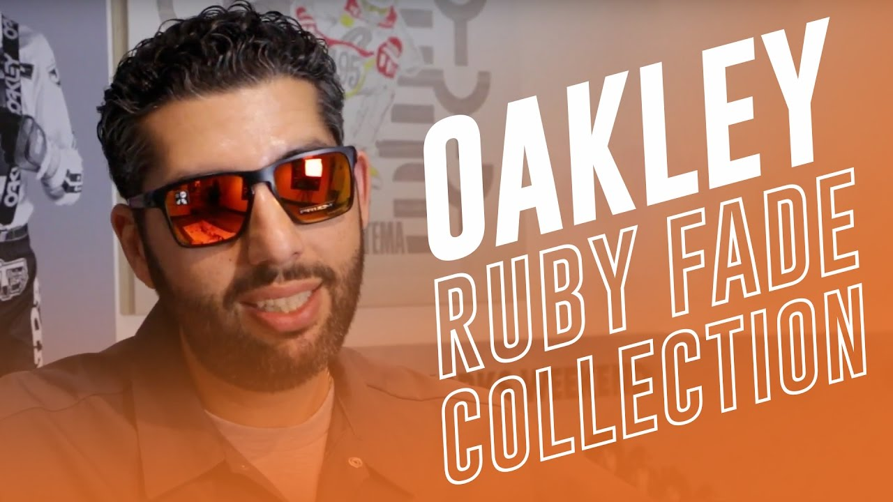 dc58d3077df Oakley Ruby Fade Collection Review