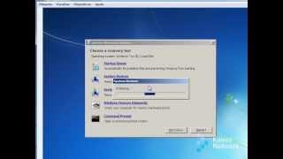 Reparar Windows 7 - Restaurar Windows 7