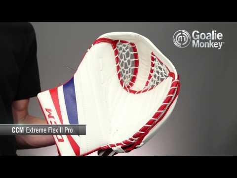 CCM Extreme Flex II Pro Goalie Glove