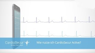 Wie funktioniert CardioSecur ACTIVE?