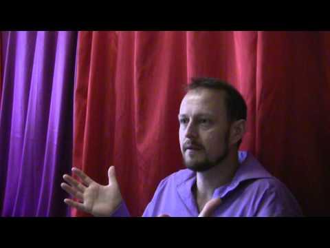 Interview med Ulrik som er Yoga og Tantra Lære