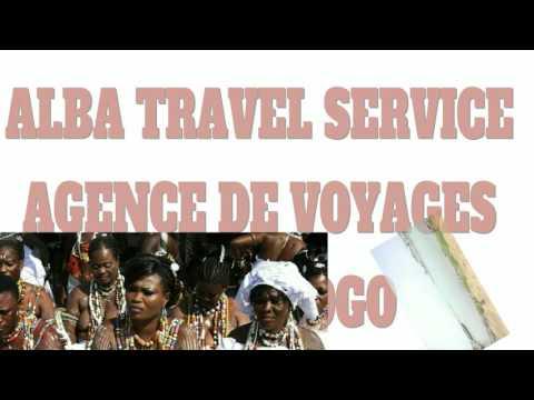 Promotion Video FULL VERSION: ALBA TRAVEL SERVICE, AGENCE DE VOYAGES À LOMÉ, TOGO