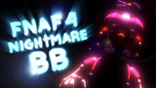 Nightmare Balloon Boy Revealed! NM. Mangle Coming Soon?    Five Nights At Freddy