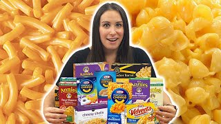 We TRY Every Boxed MAC & CHEESE ?in our grocery store