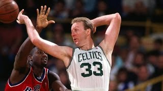 Larry Bird Greatest Passer of All Time (Re-edit w/ New Footage)