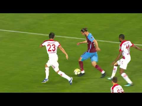 Antalyaspor 1 - 2 Trabzonspor #Özet