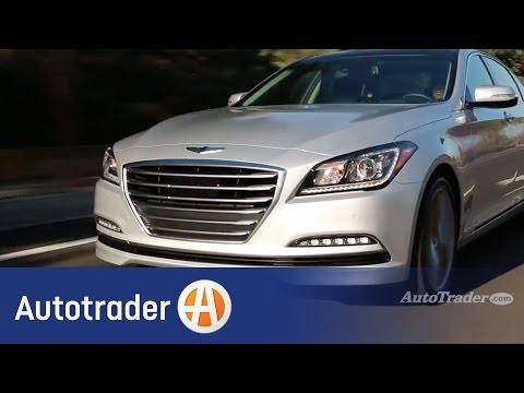 2015 Hyundai Genesis 5 Reasons to Buy Autotrader