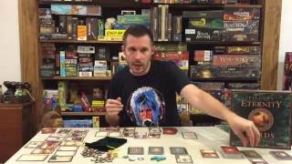 PILLARS OF ETERNITY Card Game Review