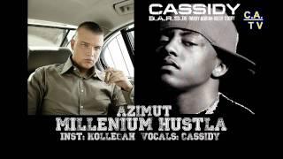 Azimut - MILLENNIUM HUSTLA - Kollegah feat Cassidy (HD)