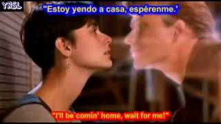 unchained melody Ghost ( SUBTITULADA ESPAÑOL INGLES