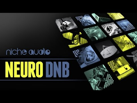 Neuro DNB Maschine Expansion & Ableton Live Pack - From Niche Audio