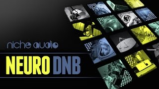 Neuro DNB Maschine Expansion Ableton Live Pack - From Niche Audio