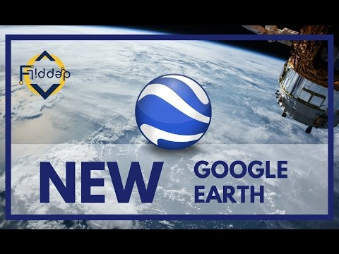 There Is A New Google Earth And It's Amazing! NEW APRIL 2017