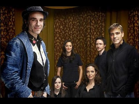 Daniel Day-Lewis, Angelina Jolie, Marion Cotillard and more on 2008 Oscars Actors' Roundtable