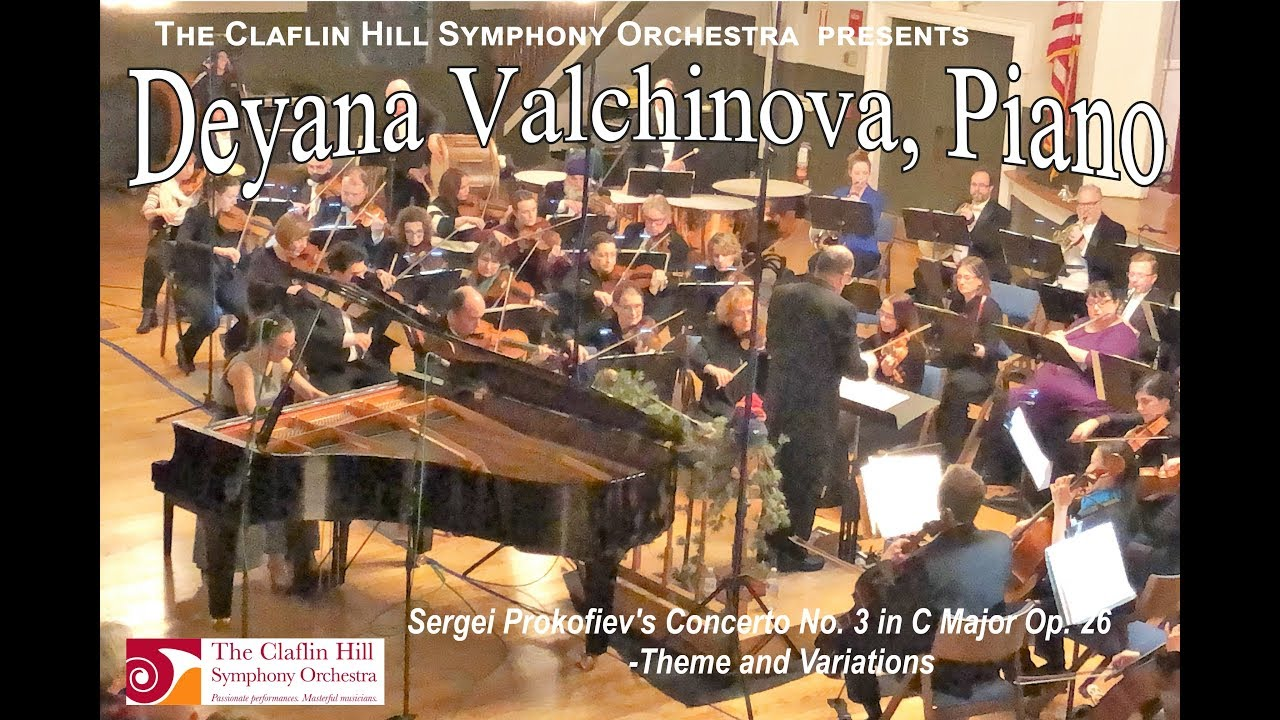 Paul S Blog The Claflin Hill Symphony Orchestra