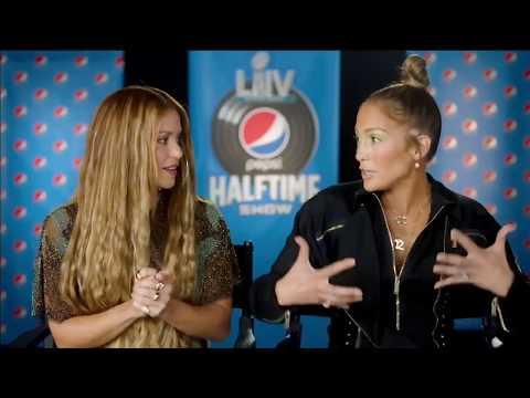 Shakira & Jennifer Lopez : Super Bowl Halftime Show 2020
