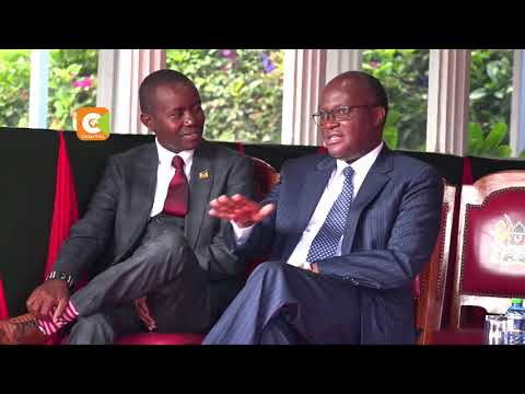 Kenyatta promises the sack for corrupt, inept Cabinet