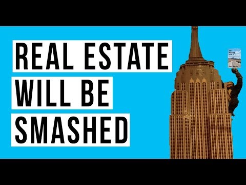 Falling Real Estate Prices May Cause the Next Financial Crisis! It's ALREADY HAPPENING!